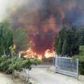 El incendio de Jávea obliga a desalojar a vecinos de Les Rotes (Dénia) (1)