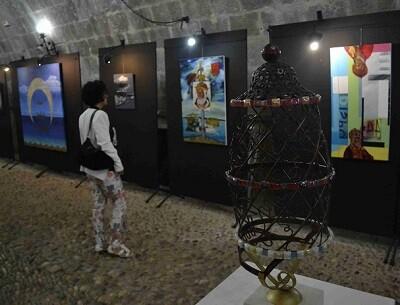 Exposicon abierta al publico (INT)