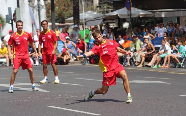 Foto 4. Pablo en la final de llargues de Valencia (Custom)