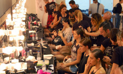 Look of the day by Redken en Valencia fashion week