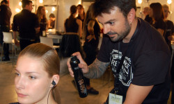 Foto Backstage Look of the day by Redken en Valencia fashion week (3)