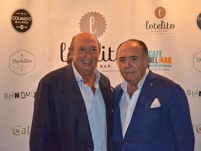 Francis Montesinos y Antonio Puebla