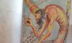 Ilustracion Papa Luna (PORTA)