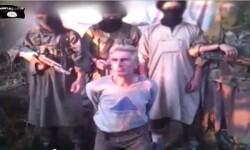 Imagenes del video emitido el pasado domingo