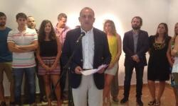 Joan Calabuig Candidatura 1