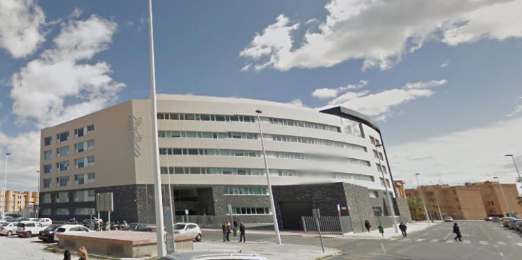 Juzgado 1ª Instancia Nº 5   Google Maps