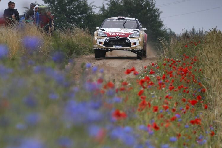 WRC POLAND 2014