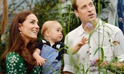Kate Middleton y el príncipe Guillermo esperan ya a su segundo bebé
