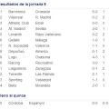 La Quiniela 1X2 Resultados de la Quiniela de Fútbol  Te ofrecemos los resultados de la quiniela de la liga española.