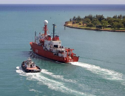 La expedición Malaspina es el mayor proyecto interdisciplinar de la historia sobre cambio global. / CSIC.