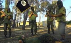 Miembros de ISIS (vk.com)