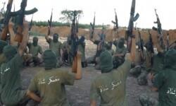Miembros del estado islamico (Foto- vk.com)