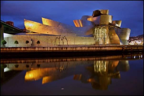 Museo-Guggenheim-(Bilbao,-España)
