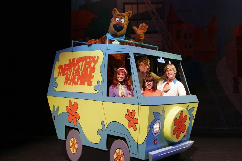 Musical de Scooby Doo llega a Bonaire