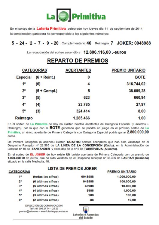 NOTA_DE_PRENSA_DE_LA_PRIMITIVA_DEL_JUEVES _11_09_14_001
