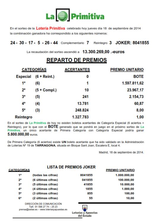 NOTA_DE_PRENSA_DE_LA_PRIMITIVA_DEL_JUEVES _18_09_14_001