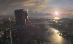 Marvel's Guardians Of The Galaxy  Xandar  Ph: Film Frame  ©Marvel 2014