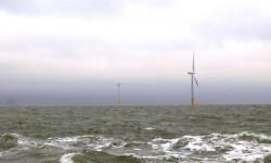 Parque eólico West of Duddon Sands