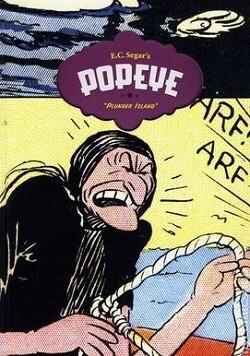 Popeye y bruja