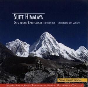 Portada del CD Suite Himalaya
