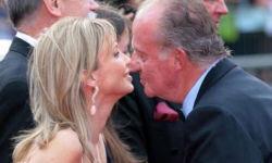 Juan Carlos de Borbón y su amante alemana. Foto: oggi.it