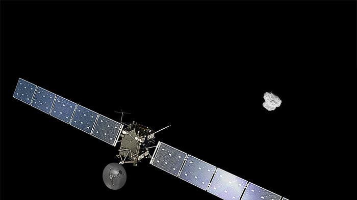 Rosetta, en la reunión de los astrónomos españoles