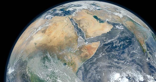 Algunos fragmentos podrían caer a la Tierra. (NASA)