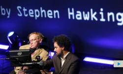 Stephen Hawking fascina al auditorio del festival Starmus   Vídeos   Multimedia   SINC