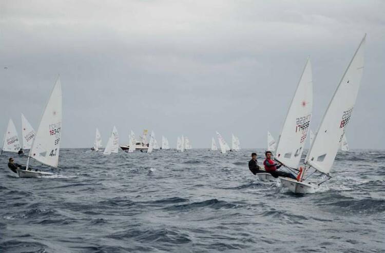 Trofeo Vela ligera IX14 16