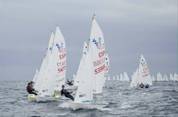 Trofeo Vela ligera IX14 18