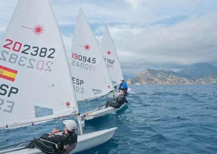Trofeo Vela ligera IX14 23