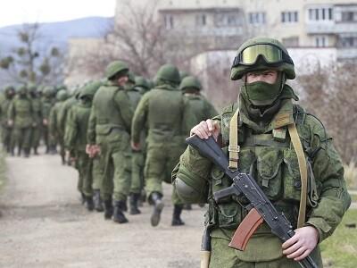 Tropas rusas en retirada (Agencias)