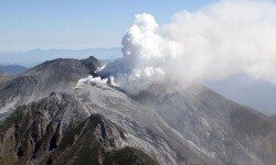 Volcan Ontake (P)