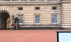 A la cárcel por desafiar el protocolo  en el Palacio de Buckingham