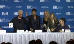 """Al Pacino """"pierde el control"""" durante el Festival de Cine de Toronto"""
