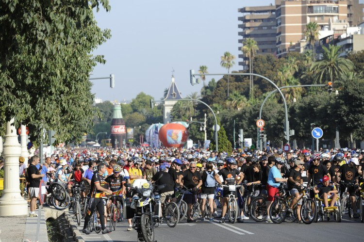 15º Dia de la Bicicleta 2011
