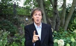 El insólito pedido de Paul McCartney a sus fans