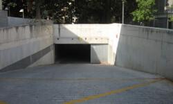 entrada-parking-plaza-santo-tomas