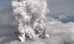 Erupción de volcán en Japón deja 11 heridos