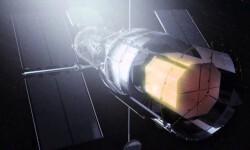 Hubble se adentra en el 'triángulo de las Bermudas' del espacio  Texto completo en: http://actualidad.rt.com/ciencias/view/141084-video-hubble-anomalia-atlantico?utm_source=rss&utm_medium=rss&utm_campaign=ciencias