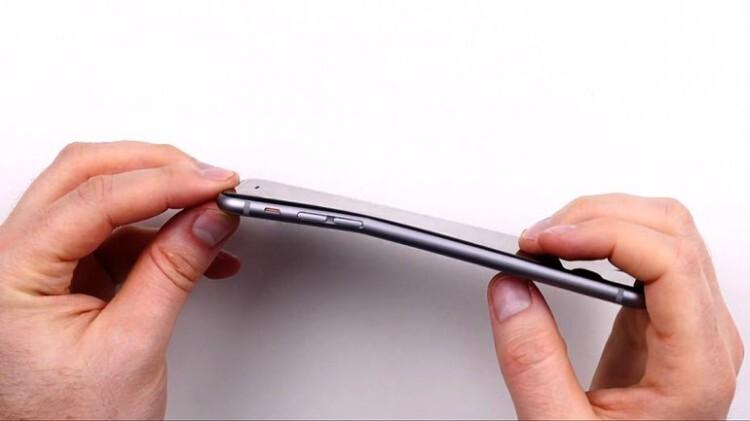 iPhone 6 , iPhone 6 Plus , Tecnología , Apple se dobla