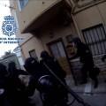 Imágenes detención pederasta de Madrid