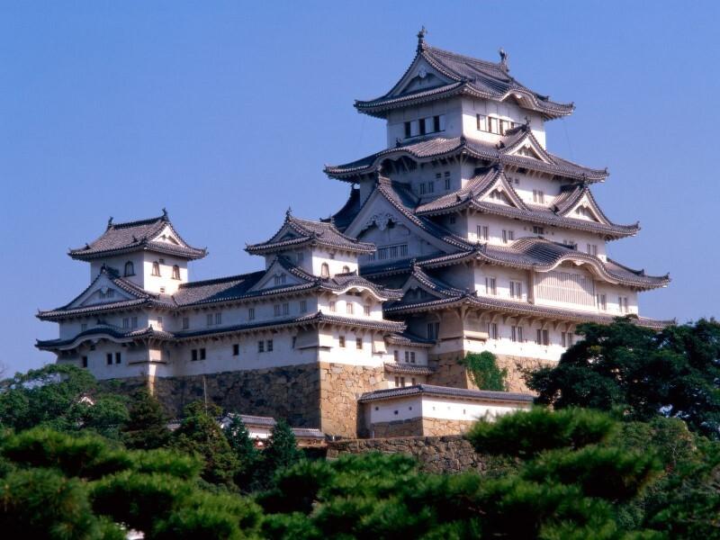 Imagen de un templo en Japón. Cedida por turismodigital.com