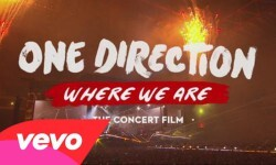 One Direction – Where We Are (Concert Film Extended Trailer)
