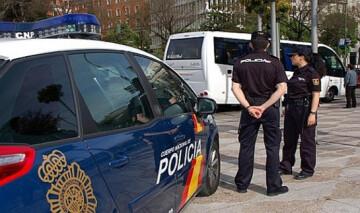 policia nacional (PORTA)