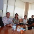 reunión con Salud Pública