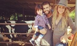 sexo del bebé de Shakira y Gerard Piqué
