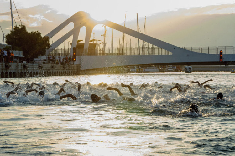 triathlon femenino