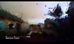 Un vídeo con imágenes grabadas desde adentro de un tornado circulan en redes sociales