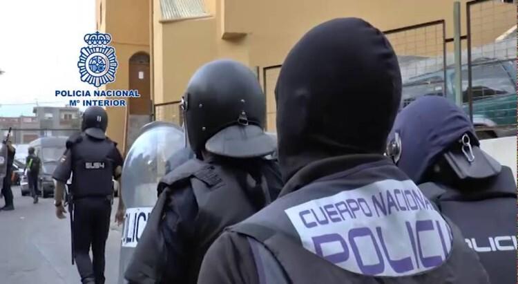 Vídeo: Célula terrorista desmantelada en Nador y Melilla